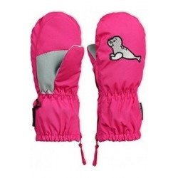 Gloves Reusch  LE ZOO MINIS - pink