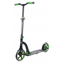 Skiro Hudora Big Wheel Flex 200 - black/green