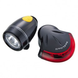 TOPEAK Lights HIGHLITE COMBO II SET