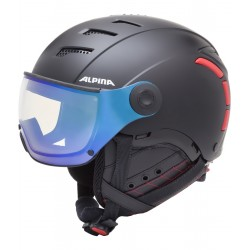 CASCO ALPINA JUMP 2.0 VM black