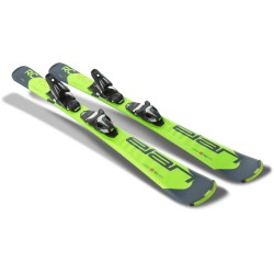 Kid skis Elan RC Race 2020