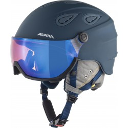 ALPINA GRAP Visor 2.0 HM ink-grey matt