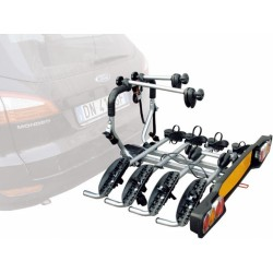 Bicycle carrier Parma 4 for 3 bicycles